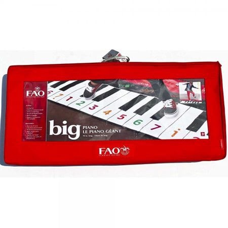 FAO big piano toy