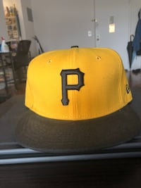New Era Pittsburgh Pirates Fitted Cap