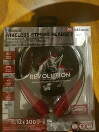 Revelotion Bluetooth sport headphone  589 km