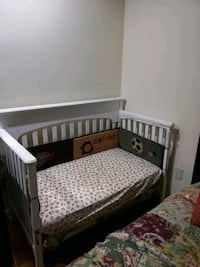 Graco Convertible Crib   Alexandria, 22304