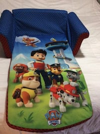 Toddler's multicolored paw patrol couch/bed Barrie, L4N 8W3