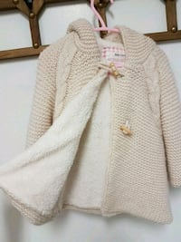 Zara warm cardigan size 2-3 toddler  Mississauga, L4Y 2G1