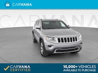 2015 Jeep Grand Cherokee Limited Sport Utility 4D Jamaica, 11432