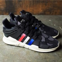 Adidas EQT Tri Color Triple Strip Camo Arlington, 22205