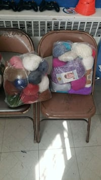 Pre own yarn stash  District Heights, 20747