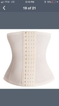 Sold Body Shaper/Waist Cincher Belt/Girdle/Underbust Corset Kapolei, 96797