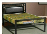 Double bed frame& Mattress Mississauga, L5A 1Y5