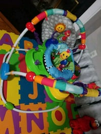 baby's multicolored jumperoo Manassas, 20110