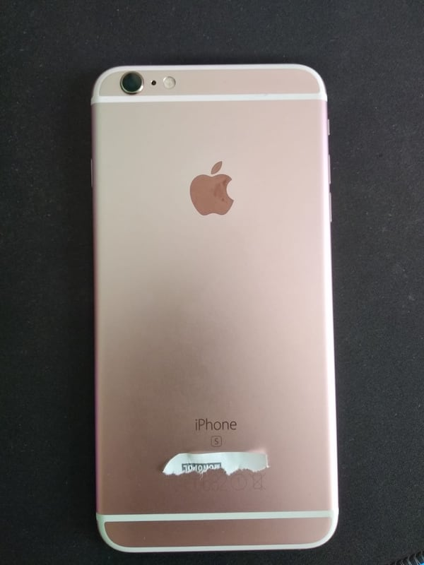 İphone 6S Plus ROSE GOLD 1