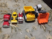 assorted-color vehicle toy lot Buffalo, 14215