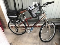 Touring bike with baskets Parkville, 21234