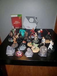 Disney Infinity 3.0 for xbox360 + 15 characters  Mississauga, L5M