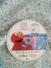 Elmo's World Vcd