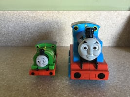 Thomas the Tank Engine & Percy Toys