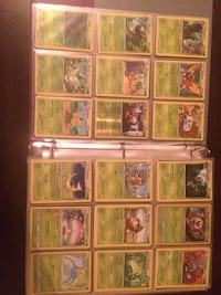Over 500 Different Pokemon Cards