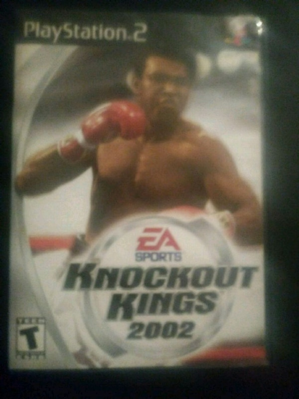 knockout kings 2002 ps2