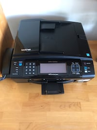 Brother MFC-795 CW inkjet color multifunction center phone/ fax/copies Nashua, 03062