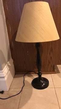 black and white table lamp Baraboo, 53913