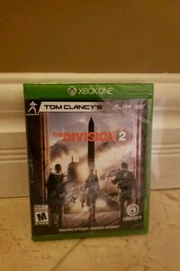 Tom Glancys THE DIVISION 2 - XBOX ONE Mississauga, L5C
