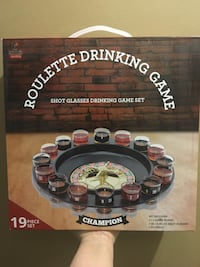Shot glasses drinking game set Toronto, M5N