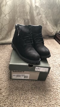 Timberland Black Boots Poughkeepsie, 12601
