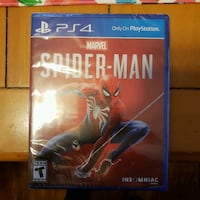 Spiderman PS4 Purcellville, 20132