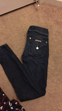 Hudson size 24 jeans in great condition