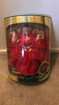 1993 special  edition holiday barbie Fairfax, 22031