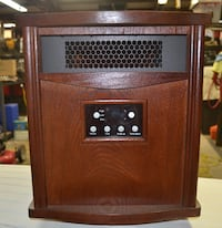 Life Smart Infrared Heater null