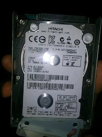 Playstation 3 Hitachi 250 GB hard drive For Super  Hidalgo, 78557