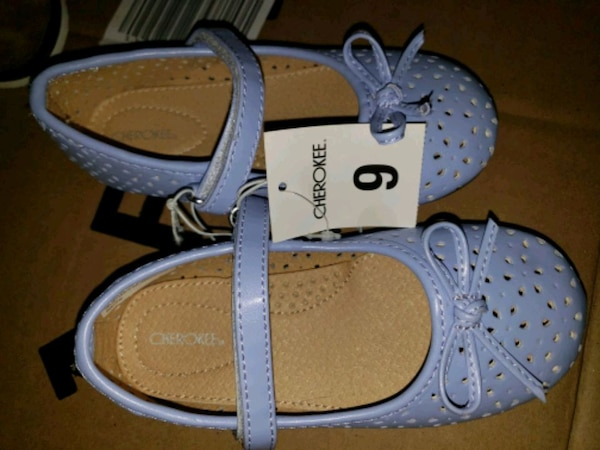 0a49b5a2e061 Used pair of blue-and-brown leather sandals for sale in Santa Clara ...