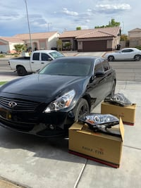 Infinity G25 2011 LED Headlights North Las Vegas, 89031