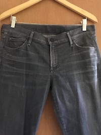 Citizens of Humanity Jeans Sz.31 Grey 3742 km