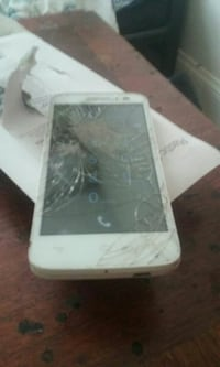 Cracked alcatel.fully touch functions.