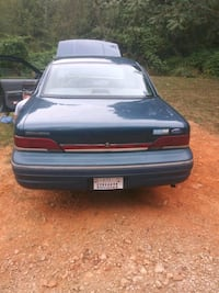 1993 Ford Crown Victoria Charlotte