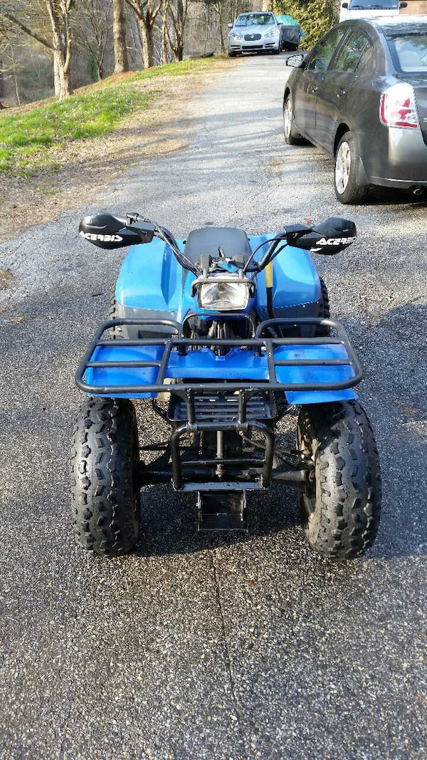 Four Wheelers For Sale Cheap Near Me >> Used Yamaha 200cc Moto 4 Four Wheeler For Sale In West Chester Letgo