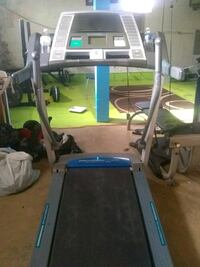 gray and blue automatic treadmill Gambrills, 21054