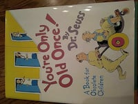 You're Only Old Once! by Dr. Seuss book