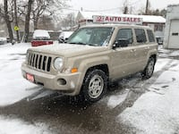 2010 Jeep Patriot Certified/Automatic/Accident Free/Winter Tires Scarborough, ON M1J 3H5, Canada