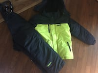 Gusti Winter Coat and Snow Pants Sz 10 Essex