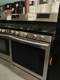 Samsung Gas Stove in great condition Reisterstown, 21136