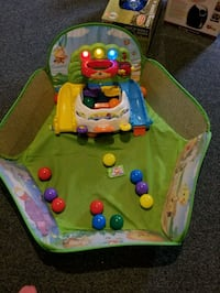 baby's green and blue activity gym Hagerstown, 21742