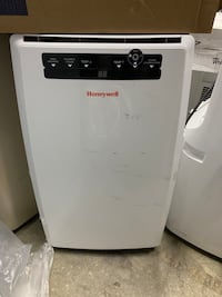 USED Honeywell 450 Sq. Ft. Portable Air Conditioner MISSING WINDOW KIT