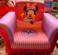 Minnie mouse upholstery kids chair Burnaby, V5A 3V5