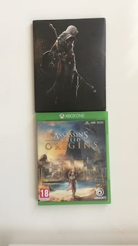 Assassins creed origins xbox one oyunu Muratpaşa, 07010