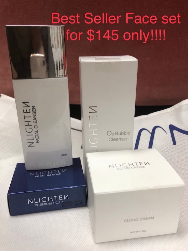 NLIGHTEN Skin Care Products