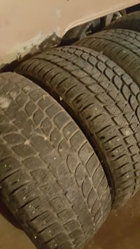 four vehicle tires 225 55 16 Spruce Grove, T7X 1C1