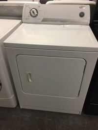 white front load clothes dryer Fort Lauderdale, 33312