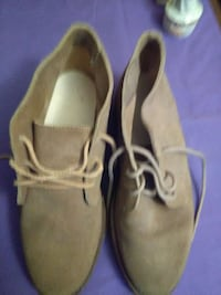 Suede lace-up shoes Maryland, 21207