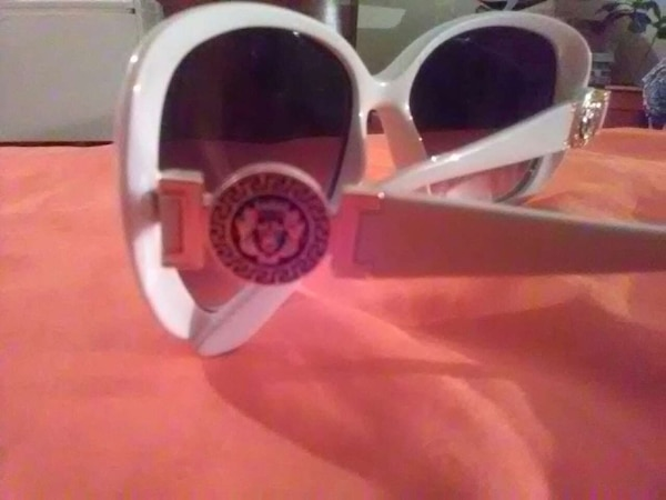 c1d182035bdb WHITE VERSACE SUNGLASSES. HomeUsed Fashion and Accessories in Georgia Used  Fashion and Accessories in Atlanta